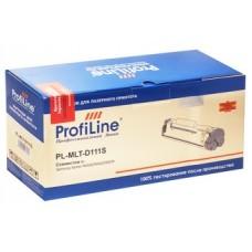 Картридж аналог MLT-D111S (ProfiLine PL-MLT-D111S) для Samsung Xpress M2020/ M2022/ M2070, черный (1000 стр.)