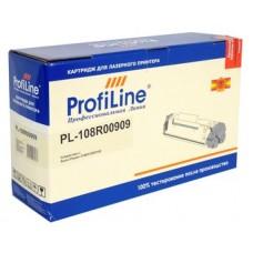 Картридж аналог 108R00909 (ProfiLine PL-108R00909) для Rank Xerox Phaser 3140/ 3155/ 3160B/ 3160N, черный (2500 стр.)