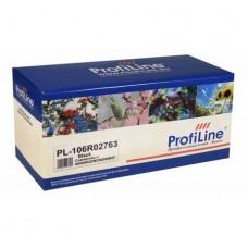 Картридж аналог 106R02763 (ProfiLine PL-106R02763) для Xerox Phaser 6020/ 6022, WorkCentre 6025/ 6027, черный (2000 стр.)