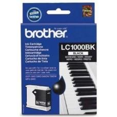Картридж LC-1000Bk для Brother DCP-130C/ DCP-330C/ DCP-350C/ DCP-357C/ DCP-540CN/ DCP-560CN/ DCP-750CW/ DCP-770CW, MFC-240C/ MFC-440CN/ MFC-465CN/ MFC-660CN/ MFC-680CN/ MFC-845CW/ MFC-885CW/ MFC-3360C/ MFC-5460CN/ MFC-5860CN, FAX-1355/ FAX-1360/ FAX-1460/