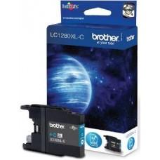 Картридж LC-1280XLC для Brother MFC-J5910/ J6510/ J6910, голубой (1200 стр.)