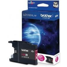 Картридж LC-1280XLM для Brother MFC-J5910/ J6510/ J6910, пурпурный (1200 стр.)