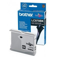 Картридж LC-970Bk для Brother DCP-135C/ 150C/ MFC-235C/ 260C, черный (350 стр.)