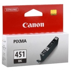 Картридж CLI-451Bk (6523b001) для Canon PiXMA MG 5440/ 6340/ iP7240, черный (1795 стр.)