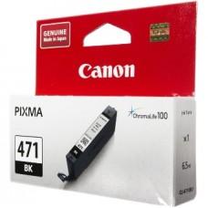 Картридж CLI-471Bk для Canon PIXMA MG5740/ 6840/ 7740, черный (7 мл.)