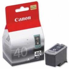 Картридж PG-40 (0615b025 ) для Canon PiXMA iP1200/ iP1300/ iP1600/ iP1700/ iP1800/ iP2200/ iP2500/ iP2600/ MP150/ MP170/ MP450, черный (195 стр.)