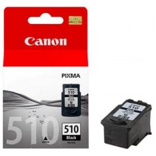 Картридж PG-510 (2970b007 ) для Canon PiXMA MP240/ MP260/ MX320/ MX330, черный (220 стр.)