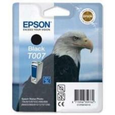 Картридж C13T007401 для Epson Stylus Photo 790/ 870/ 915/ 890/ 895/ 900/ 1270/ 1290/ 1290S, черный (540 стр.)