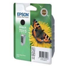 Картридж C13T015401 для Epson Stylus Photo 2000P, черный (519 стр.)
