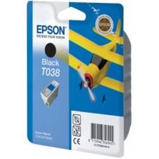 Картридж C13T03814A для Epson Stylus C41/ C43/ C45, черный (220 стр.)
