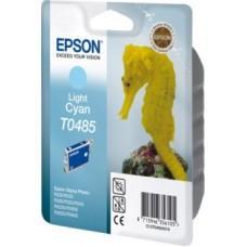 Картридж C13T048540 для Epson Stylus Photo R200/ R220/ R300/ R320/ R340/ RX500/ RX600/ RX620, светло-голубой (430 стр.)