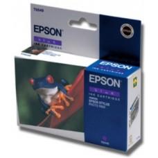 Картридж C13T054940 для Epson Stylus Photo R800/ R1800, синий (400 стр.)