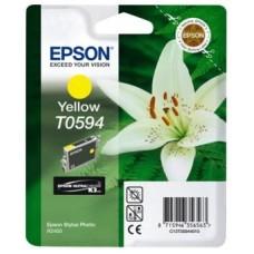 Картридж C13T059440 для Epson Stylus Photo R2400, желтый (440 стр.)