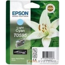 Картридж C13T059540 для Epson Stylus Photo R2400, светло-голубой (440 стр.)