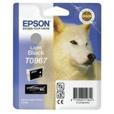 Картридж C13T09674010 для Epson Stylus Photo R2880, серый (6210 стр.)