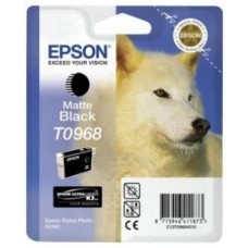 Картридж C13T09684010 для Epson Stylus Photo R2880, матовый черный (495 стр.)