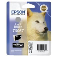 Картридж C13T09694010 для Epson Stylus Photo R2880, светло-серый (6065 стр.)