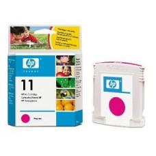 Картридж C4837A (№11) для HP Business Inkjet 1000/ 1100/ 1200/ 2200/ 2230/ 2250/ 2280/ 2300/ 2600/ 2800, Color Inkjet CP 1700, Officejet 9110/ 9120/ 9130, пурпурный (1750 стр.)