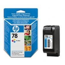 Картридж (CMY) C6578D (№78) для HP DeskJet 916c/ 920c/ 930c/ 930cm/ 940c/ 950c/ 959c/ 960c/ 970c/ 980c/ 990c/ 995c/ 1180c/ 1220/ 1280/ 3810/ 3816/ 3820/ 3822/ 6122/ 6127/ 9300, OfficeJet 5110/ V30/ V40/ V45/ G55/ G85/ G95/ K60/ K80, PhotoSmart 1000/ 1100/