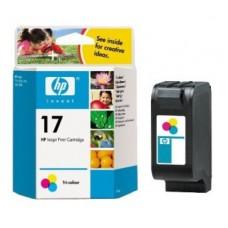 Картридж (CMY) C6625A (№17) для HP DeskJet 816c/ 825c/ 840c/ 843c/ 845c, цветной (430 стр.)