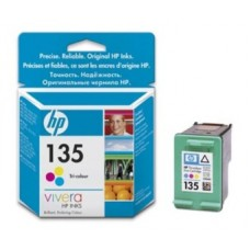 Картридж (CMY) C8766H (№135) для HP DeskJet 5743/ 5943/ 6543/ 6623/ 6843/ 6940/ 6943/ 6980/ 6983/ 9803, OfficeJet 6213/ 6310/ 6313/ 7213/ 7313/ 7413/ H470 Mobile/ K7103, PhotoSmart 325/ 335/ 375/ 385/ 475/ 2613/ 2713/ 8053/ 8153/ 8453/ 8753/ С4183, PSC 16