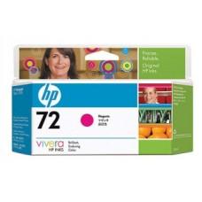 Картридж C9372A (№72) Vivera для HP DesignJet T1100/ T610, пурпурный (130 мл.)