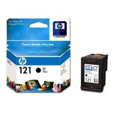 Картридж CC640HE (№121) для HP Deskjet F2483/ F4283/ F4583/ D2563/ D2663/ D5563, ENVY 110, черный (200 стр.)