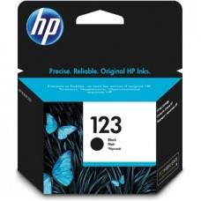 Картридж F6V17AE (№123) для HP DeskJet 2130, черный (120 стр.)