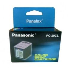 Картридж PC-20CL для Panasonic UF-E1-YR, цветной (400 стр.)