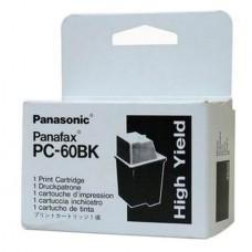 Картридж PC-60Bk для Panasonic Panafax UF-300/ 310/ 311/ 312/ 315/ 321/ 322/ 332/ 333, черный (1100 стр.)