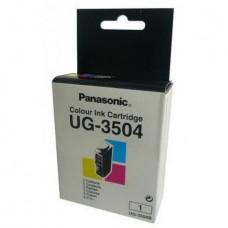 Картридж UG-3504 для Panasonic Panafax KX-F1600/ F1650/ UF-342/ 344, цветной (100 стр.)