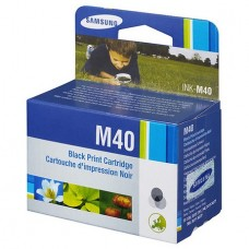 Картридж INK-M40 для Samsung SF-330/ 331P/ 335T/ 340/ 345TP, черный (750 стр.)