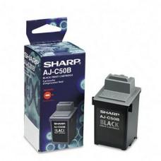 Картридж AJ-C50B для Sharp AJ-5010/ 5030, черный (600 стр.)