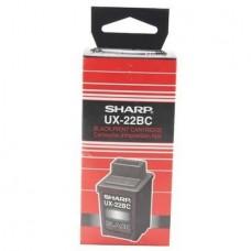 Картридж UX-22BC для Sharp UX 2200CM/ 2700CM, черный (1000 стр.)