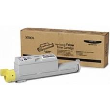 Картридж 106R01303 для Xerox 7142, желтый (220 мл.)