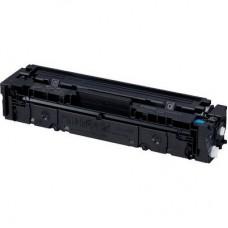 Картридж Cartridge 045HC (1245C002) (Заправка картриджа + чип) для принтеров Canon i-SENSYS LBP611/ LBP613, MF631/ MF633/ MF635, голубой (2200 стр.)
