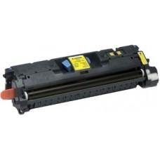 Картридж Cartridge 701Y (Заправка картриджа) для принтеров Canon LaserShot LBP5200/ LaserBase MF8180C, желтый (2000 стр.)