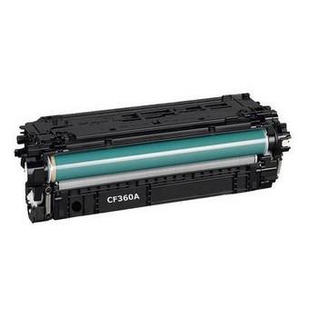 Заправка CF360A (с установкой чипа)