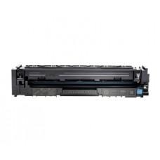 Картридж CF531A (№205A) (Заправка картриджа + чип) для принтеров HP Color LaserJet Pro M180n/ M181fx, голубой (900 стр.)