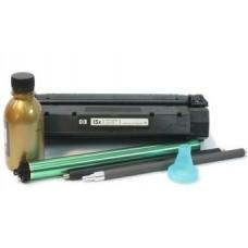 Картридж C7115X (Заправка картриджа) для принтеров HP LaserJet 1000W/ 1005W/ 1200/ 3300/ 3320n mfp/ 3330mfp (3500 стр.)