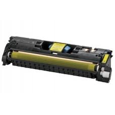 Картридж C9702A (Заправка картриджа + чип) для принтеров HP CLJ 1500L/ 2500/ 2500L, желтый (4000 стр.)