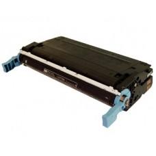Картридж C9720A (Заправка картриджа + чип) для принтеров HP CLJ 4600/ 4650, черный (9000 стр.)