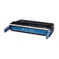 Картридж C9721A (Заправка картриджа + чип) для принтеров HP CLJ 4600/ 4650, голубой (8000 стр.)