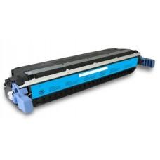 Картридж C9731A (Заправка картриджа + чип) для принтеров HP CLJ 5500/ 5550, голубой (12000 стр.)