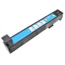 Картридж CB381A (Заправка картриджа + чип) для принтеров HP Color LaserJet CP6015/ CP6015de/ CP6015dn/ CP6015n/ CP6015x/ CP6015xh/ CM6030/ CM6030f/ CM6040/ CM6040f, голубой (21000 стр.)