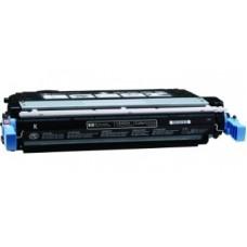 Картридж CB400A (Заправка картриджа + чип) для HP Color LaserJet CP4005, черный (7500 стр.)