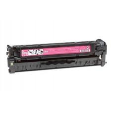Картридж CC533A (Заправка картриджа + чип) для принтеров HP CLJ CM2320/ CP2025, пурпурный (2800 стр.)