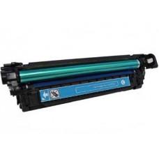 Картридж CE251A (Заправка картриджа + чип) для принтеров HP СLJ CM3530/ CP3520/ CP3525, голубой (7000 стр.)