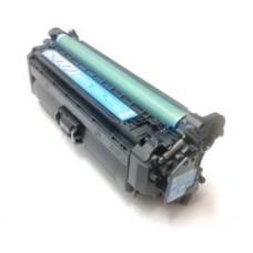 Картридж CE261A (Заправка картриджа + чип) для HP Color LaserJet CP 4025/ CP 4525/ CM4540, голубой (11000 стр.)