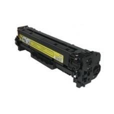 Картридж CE412A №305A (Заправка картриджа + чип) для HP LaserJet m351/ m451/ m375/ m475, желтый (2600 стр.)